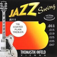 Foto van Thomastik Jazz Swing THJS-111T Flatwound