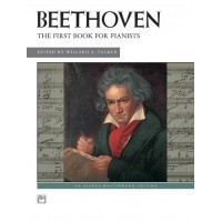 Foto van Beethoven First Book for Pianists