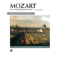 Foto van Mozart Wiener Sonatinen(6)