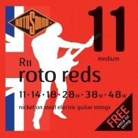 Foto van Rotosound R11 Roto Reds 011-048