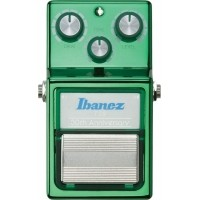 Foto van Ibanez TS9 30th Anniversary Tube Screamer