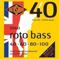 Foto van Rotosound RB40 40-100