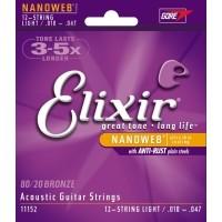 Foto van Elixir 11152 12-String
