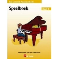 Foto van Hal Leonard Pianomethode Speelboek 3