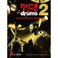 Foto van Real Time Drums 2 (NL) +CD