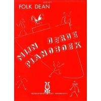 Foto van Mijn Derde Pianoboek - Folk Dean
