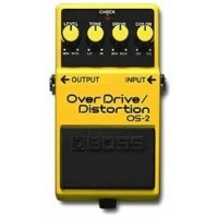 Foto van Boss OS-2 Overdrive/Distortion