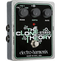 Foto van Electro-Harmonix Stereo Clone Theory
