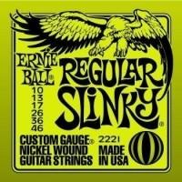 Foto van Ernie Ball 2221 Regular Slinky
