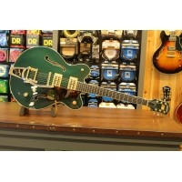 Foto van Gretsch G6609TG Players Edition Broadkaster Centerblock DC, USA Full'Tron