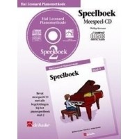 Foto van Hal Leonard Pianomethode Speelboek 2 (CD)
