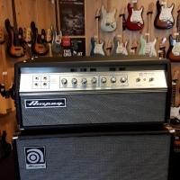Foto van Ampeg SVT-VR Classic 300watt Tube Bass Head