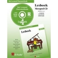 Foto van Hal Leonard Pianomethode Lesboek 4 (CD)