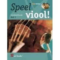 Foto van Speel Viool! deel 1 +CD - Jaap van Elst/Wim Meuris/Gunter Van Rompaey