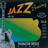 Foto van Thomastik Jazz Swing THJS-112 Flatwound