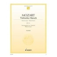 Foto van Mozart Turkse Mars Kv331