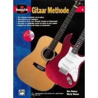 Foto van Basix Gitaar Methode deel 1 +CD - Ron/Morty Manus