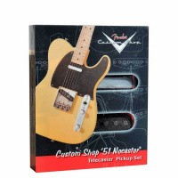 Foto van Fender Custom Shop Telecaster '51 NOcaster Pickup Set 099-2109-000