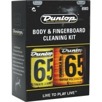 Foto van Dunlop Guitar Cleaning Kit 6503