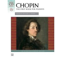 Foto van Chopin First Book For Pianists - Frederik Chopin