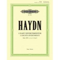 Foto van Haydn 6 Leichte Divertimenti
