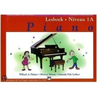 Foto van Alfred's Basic Piano Library Lesboek Niveau 1A (BVP1609)