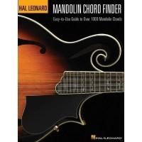 Foto van Hal Leonard Mandolin Chord Finder- Chad Johnson