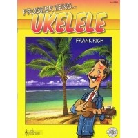 Foto van Probeer eens... Ukelele + CD - Frank Rich (REBA00663)