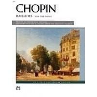Foto van Chopin Balladen