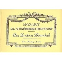 Foto van Mozart Als achtjähriger Komponist