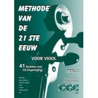 Foto van Methode van de 21 ste eeuw deel 2 +CD - Frank Glaser/Guido Jansen