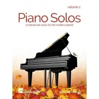 Foto van Piano Solos Volume 2 - Michiel Merkies