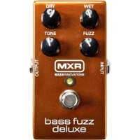 Foto van MXR M-84 Bass Fuzz Deluxe