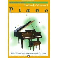 Foto van Alfred's Basic Piano Library Lesboek Niveau 3 (BVP1701)