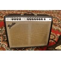Foto van Fender Silverface Twin Reverb OCCASION Bouwjaar 1977