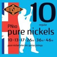 Foto van Rotosound PN10 Pure Nickel 010-046