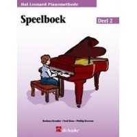 Foto van Hal Leonard Pianomethode Speelboek 2