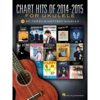 Foto van Chart hits of 2014-2015 for ukelele (HL00142538)