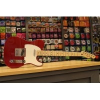 Foto van Fender Standard Telecaster MN Candy Apple Red 014-5102-509