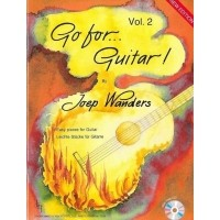 Foto van Go for Guitar! 2 + CD - Joep Wanders (BVP1728)