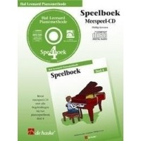 Foto van Hal Leonard Pianomethode Speelboek 4 (CD)