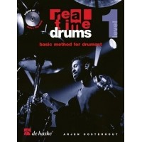 Foto van Real Time Drums 1 (NL) +CD