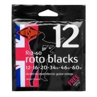 Foto van Rotosound R12-60 Roto Blacks 012-060