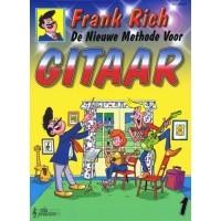 Foto van De nieuwe methode voor gitaar deel 1 - Frank Rich