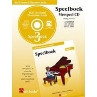 Foto van Hal Leonard Pianomethode Speelboek 3 (CD)