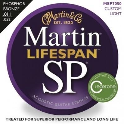 Martin MSP7050 Phophor Bronze Custom Light 011-052