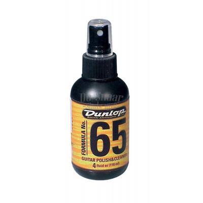 Dunlop 654C guitar polish 118ml.