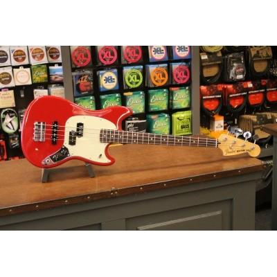 Fender Mustang Bass PJ Torino Red 014-4053-558