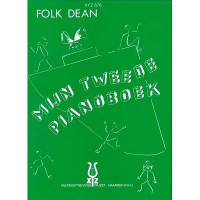 Mijn Tweede Pianoboek - Folk Dean
