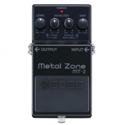 Boss MT-2 3A Metal Zone